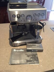 Breville Fresca coffee machine Smeaton Grange Camden Area Preview
