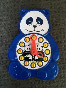Panda clock Williamstown Barossa Area Preview