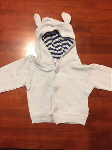 Charlie & Me hooded jacket size 00 - new Gordon Tuggeranong Preview