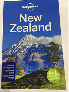 Brand new Lonely Planet New Zealand Adelaide CBD Adelaide City Preview