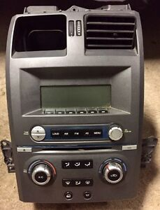 FORD FALCON BA XR6 ICC UNIT RADIO CD PLAYER HEATER CONTROL Montrose Yarra Ranges Preview
