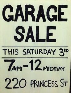 GARAGE SALE TODAY Kew Boroondara Area Preview