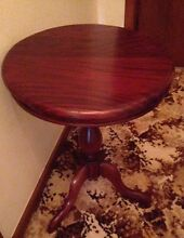 Quality mahogany wine table Hamilton South Newcastle Area Preview
