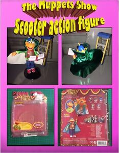 Palisades Muppet Show - Super Hero SCOOTER figure FOR SALE St Peters Marrickville Area Preview