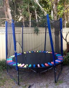 Trampoline 8ft with net Riverton Canning Area Preview