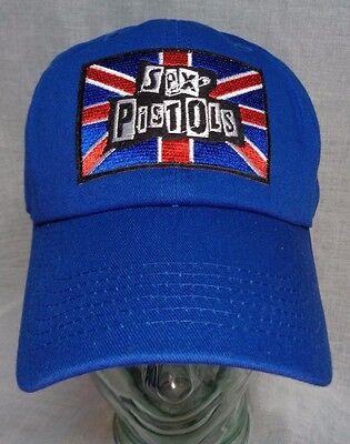 sex pistols dad hat ball cap punk rock skate alt ramones the clash misfits