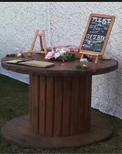 Wedding, XL cable wheel/ drum Logan Village Logan Area Preview