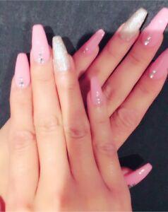 Nails at home salon in Melbourne(CBD)