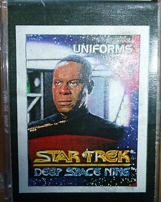 TC 1993 COMPLETE SET STAR TREK Deep Space Nine Trading Cards #1-#100 Skybox