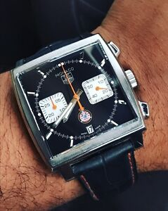 Tag heuer Monaco Limited Edition $3700 Sydney City Inner Sydney Preview