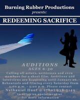 Short Film Cast and Crew - Volunteers