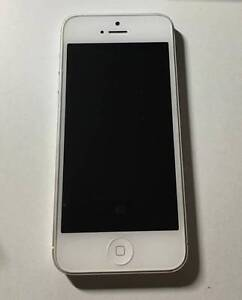 iPhone 5s 32GB (Silver) Newtown Inner Sydney Preview