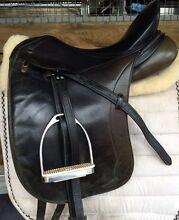"For Sale Peter Horobin Liberty 17.5"" Dressage Saddle Pakenham Cardinia Area Preview"