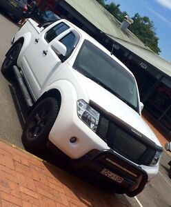 2013 NAVARA D40 SWAP LOW KMS TURBO DIESEL TUNE CHIP Aberglasslyn Maitland Area Preview