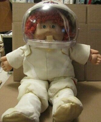 Used, Vintage 1982 Cabbage Patch Doll Young Astronaut Space Suit Susanne Patrice Birth for sale  Warrensburg