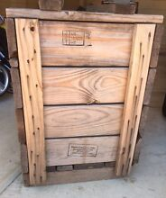 Gorgeous vintage wooden tea chest Fremantle Fremantle Area Preview