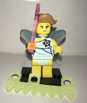"LEGO Collectible Minifigure #8833 Series 8 ""FAIRY"" • Out of Package 🟢"