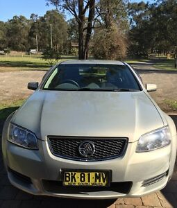 2011 Holden commodore VE wagon Pitt Town Hawkesbury Area Preview