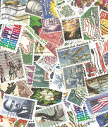 Used US Postage Stamps