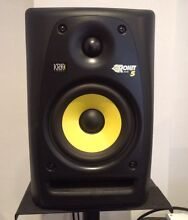 KRK Rokit 5 Audio Monitor Speakers (Pair) Charlestown Lake Macquarie Area Preview