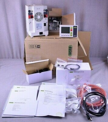 Buchi V-100 Vacuum Pump W I-100 Interface Digital Vacuum Controller New In Box