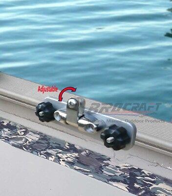 BroCraft Lund Boat /Versatrack Boat Tracker Bimini Top Bracket /Bimini top mount