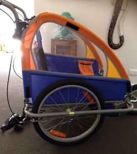 Double size bike chariot/running pram Broadwater Busselton Area Preview