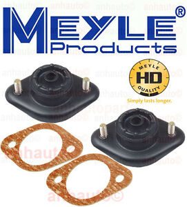 2 HEAVY DUTY_Left+Right Rear Strut Shock Mount with Gaskets BMW_E30_E36_E46_