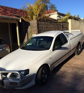 2007 Ford Falcon automatic BF MK ll XL Series, LPG Claremont Nedlands Area Preview