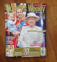As new -  May 2016 Women's Weekly magazine * Queen * Royals * Leichhardt Leichhardt Area Preview