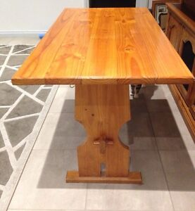 Solid wood table Kadina Copper Coast Preview