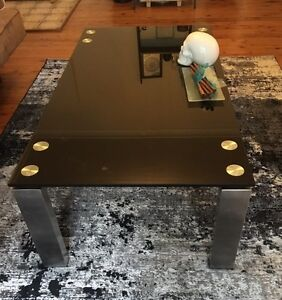GLASS COFFEE TABLE - Need gone ASAP! East Maitland Maitland Area Preview
