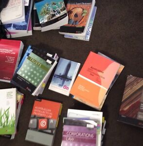 Law Books - all reasonable offers considered. Fitzroy Yarra Area Preview