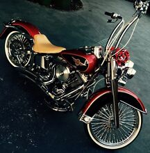 1995 FLSTF Harley Davidson Fat Boy Ivanhoe Banyule Area Preview