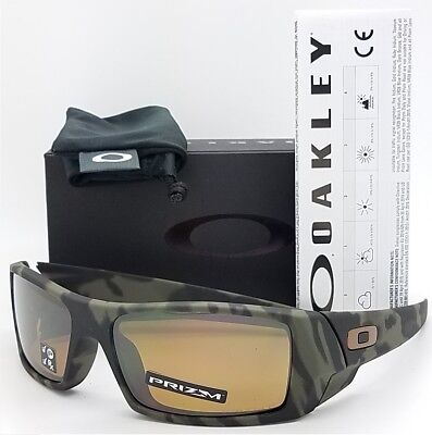 NEW Oakley Gascan sunglasses Olive Camo Prizm Tungsten Polarized 9014-51 GENUINE for sale  Shipping to Canada