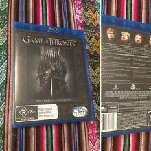 Game of Thrones Season 1 Blu-ray Ebbw Vale Ipswich City Preview