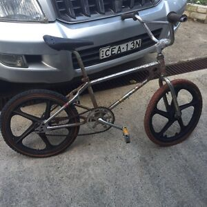 I PAY TOP $$$ FOR OLD BMX BIKES.... Brookvale Manly Area Preview