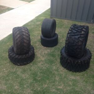 Selection of Tyres Redcliffe Belmont Area Preview