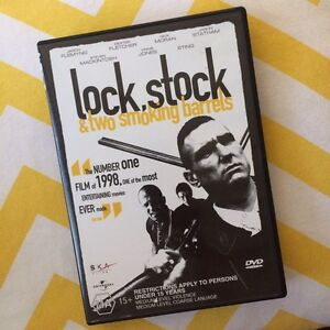 Lock, stock & two smoking barrels DVD Jerrabomberra Queanbeyan Area Preview