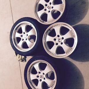 "17"" wheels Wattle Grove Kalamunda Area Preview"