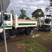 Mini diggers for hire MINI EXCAVATOR/DINGO/TIP TRUCK Hoppers Crossing Wyndham Area Preview