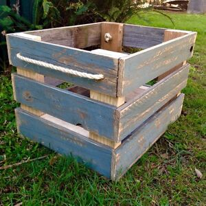 Timber crate OR table Stafford Brisbane North West Preview