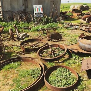 Massive Open Shed Day - Rustic, Vintage, Antique, Farm Heritage Items Truro Mid Murray Preview