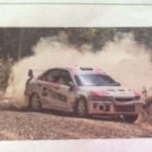 Laps in a Rally Car Aberglasslyn Maitland Area Preview