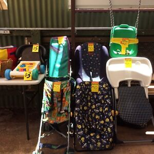 Various baby gear Whyalla Stuart Whyalla Area Preview