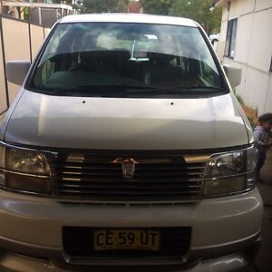 Turbo diesel Nissan elgrandwith long rego Bankstown Bankstown Area Preview