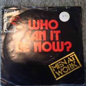 Men At Work - Record/Vinyl - Single North Melbourne Melbourne City Preview