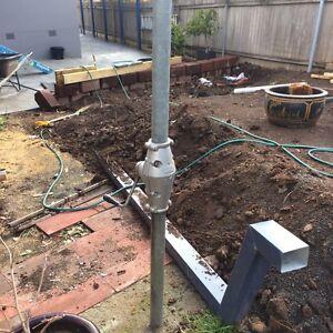 Original gal metal hills hoist Latham Belconnen Area Preview