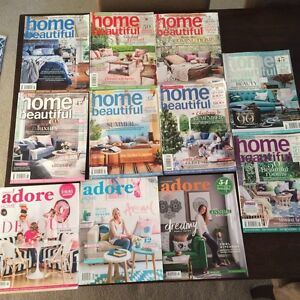 Home beautiful/Adore magazines. Albany Creek Brisbane North East Preview