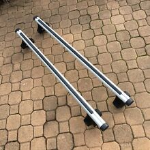 Thule Aero Roof Racks for VW Golf V (5) Downer North Canberra Preview